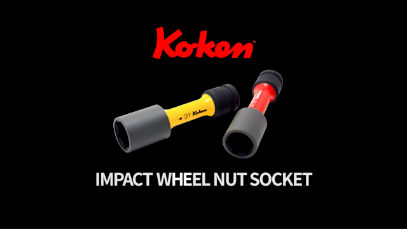Impact Wheel Nut Socket